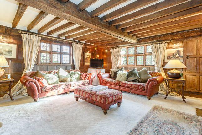 Sitting Room of Church Hill, Hempstead, Saffron Walden, Essex CB10