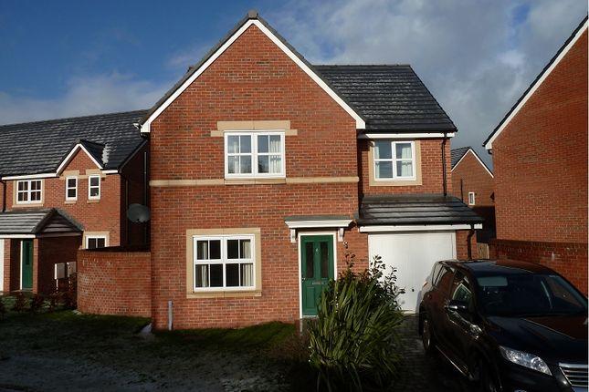 Thumbnail Detached house to rent in Jack Watt Close, Carlisle
