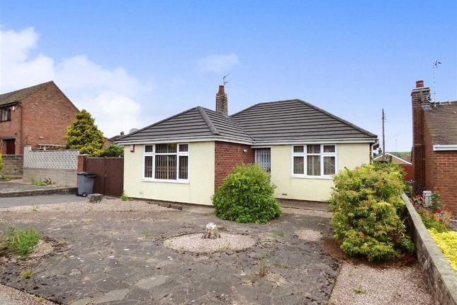 Thumbnail Detached bungalow for sale in Hayner Grove, Weston Coyney, Stoke-On-Trent