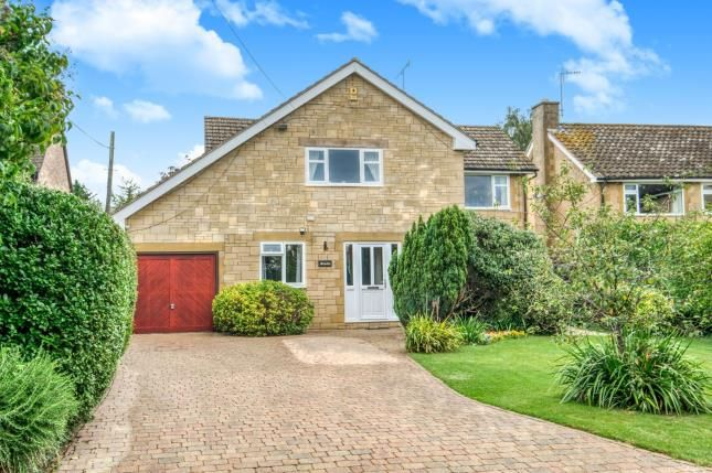 Thumbnail Detached house for sale in Mill Lane, Cleeve Prior, Evesham, Worcestershire