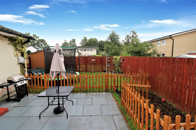 Thumbnail Terraced house for sale in Dennis Drive, Edzell Woods, Brechin