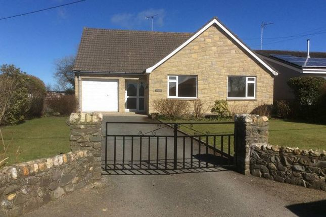 3 bed detached bungalow for sale in Penparc, Cardigan, Ceredigion