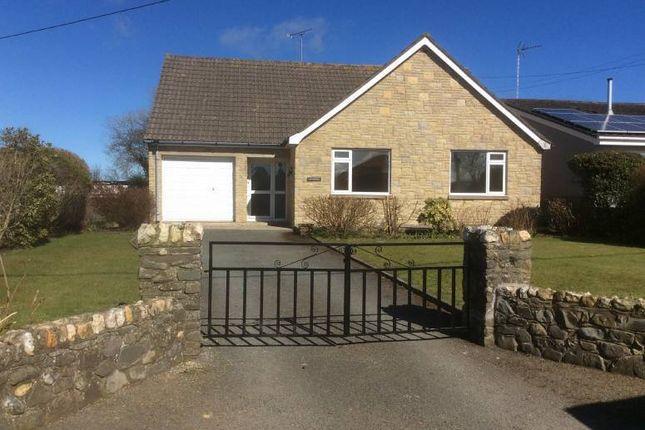 Thumbnail Detached bungalow for sale in Penparc, Cardigan, Ceredigion