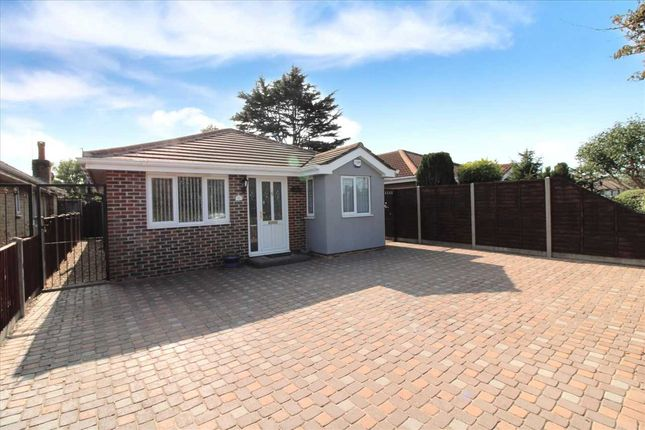 Thumbnail Detached bungalow for sale in Canford Avenue, Bournemouth