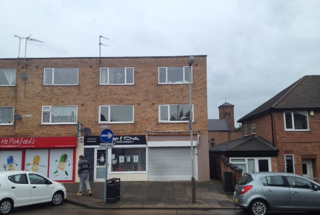Thumbnail Flat for sale in Norwich Road, Leicester, Leicestershire