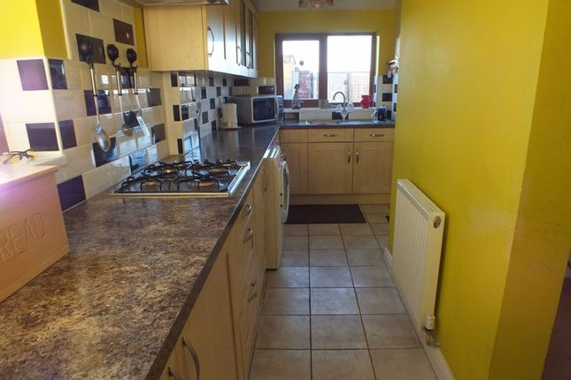 Kitchen of Brownhills Road, Tunstall, Stoke-On-Trent ST6