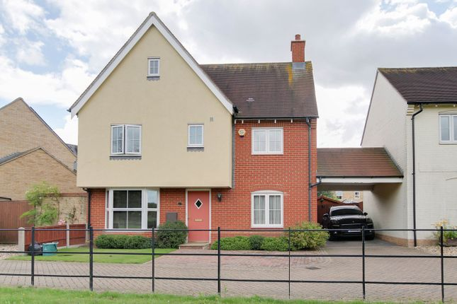 Thumbnail Detached house for sale in Berechurch Road, Colchester