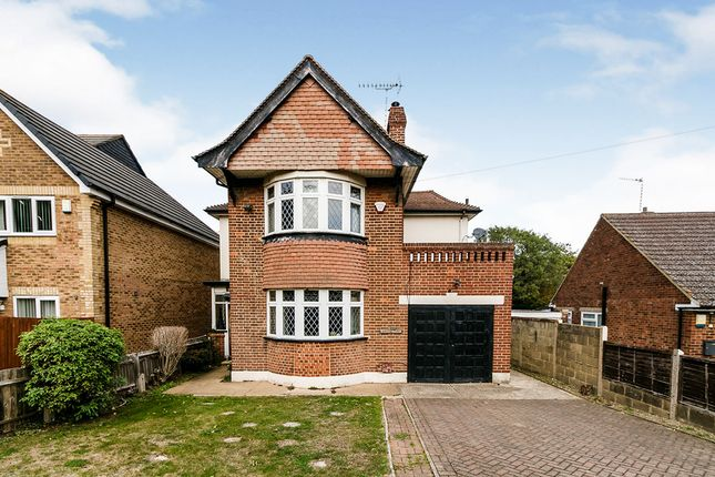 Thumbnail Detached house for sale in Hedge Place Road, Greenhithe, Kent