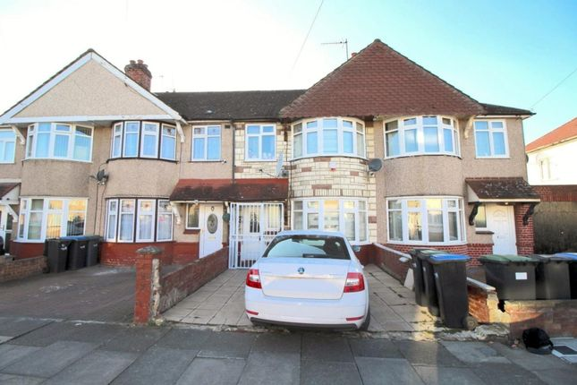 Thumbnail Terraced house for sale in St. Edmunds Road, Edmonton