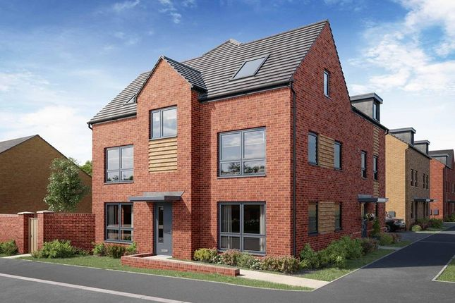 """4 bed end terrace house for sale in """"Hesketh"""" at Houghton Road, Chalton, Luton LU4"""