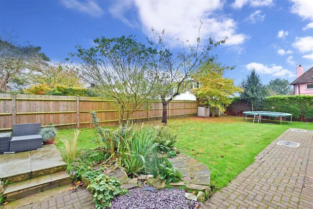 Thumbnail Detached house for sale in The Landway, Bearsted, Maidstone, Kent