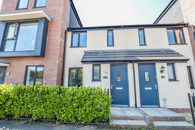 2 bed semi-detached house to rent in Ffordd Y Mileniwm, Barry CF62