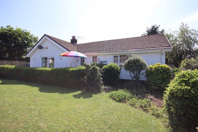 Thumbnail Detached bungalow for sale in Maenan Road, Llandudno