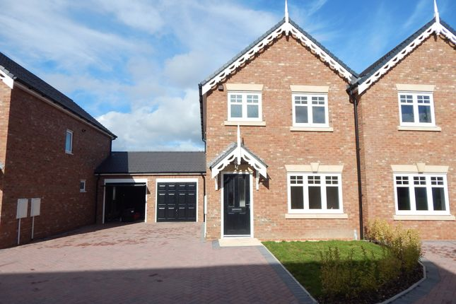 Thumbnail Semi-detached house for sale in Field View, Rugeley Road, Chase Terrace