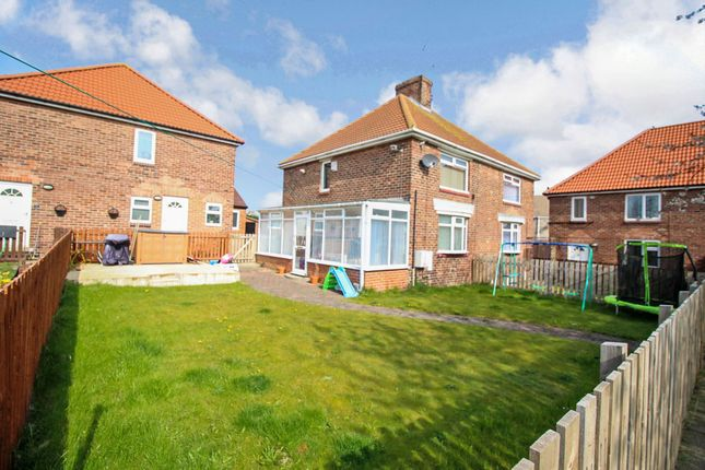 Thumbnail Semi-detached house for sale in Elm Terrace, Horden, Peterlee
