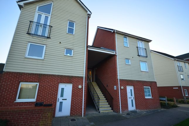 Thumbnail Duplex to rent in Bismuth Drive, Sittingbourne