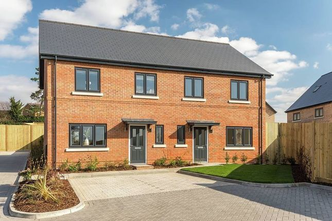 "Thumbnail Semi-detached house for sale in ""The Himscot"" at Sandy Lane, Bracknell"