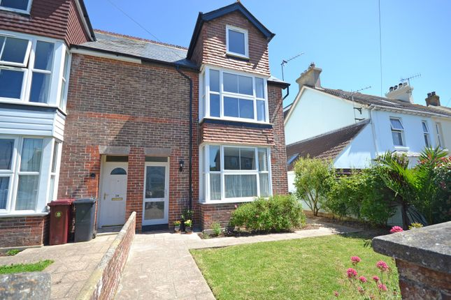 Thumbnail Flat for sale in Manor Road, Selsey