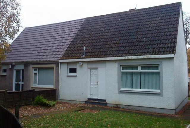 Thumbnail Semi-detached house to rent in Allanton Grove, Wishaw