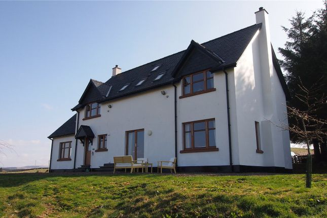 Thumbnail Detached house for sale in Dalry, Castle Douglas, Dumfries And Galloway