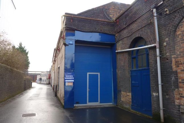 Thumbnail Industrial to let in Unit 18 Hyde Park, City Road, Stoke-On-Trent