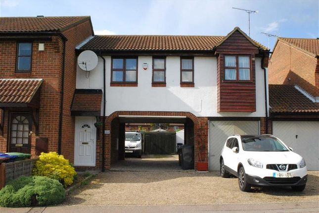 Thumbnail End terrace house to rent in Fielding Avenue, Tilbury, Essex