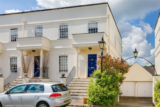 Thumbnail End terrace house for sale in Beaufort Close, Putney, London