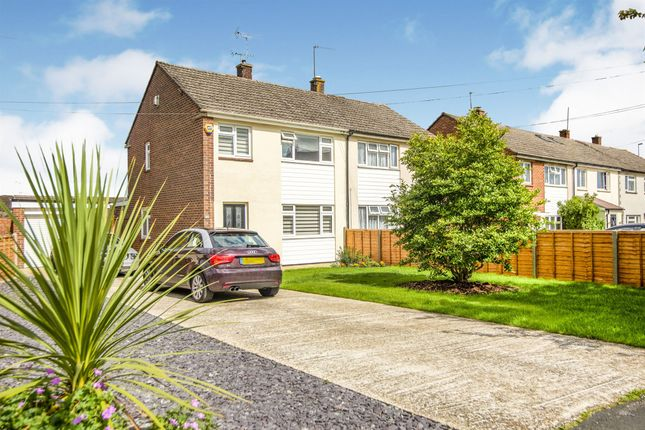 Semi-detached house for sale in Viney Avenue, Romsey