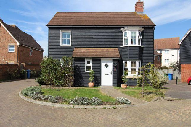 Thumbnail Detached house to rent in Bergamot Close, Sittingbourne