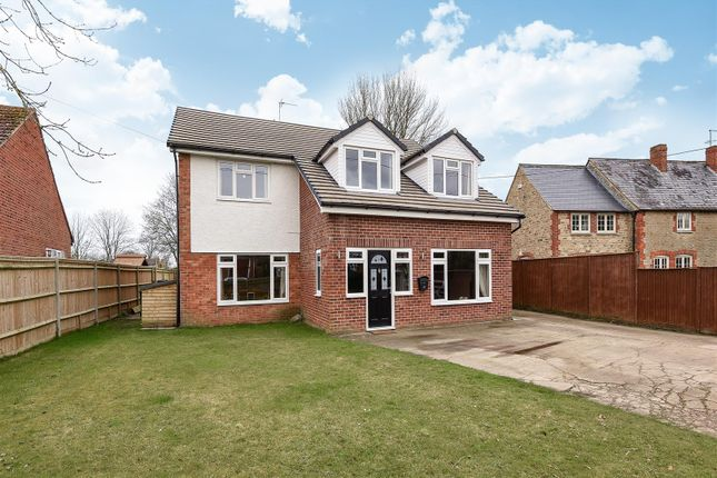 Thumbnail Detached house for sale in Goosey, Faringdon