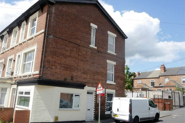 Thumbnail Terraced house to rent in Cardwell Street, Hyson Green, Nottingham