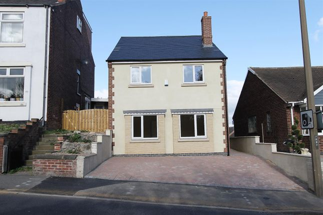 Thumbnail Detached house for sale in Ringwood Road, Brimington, Chesterfield