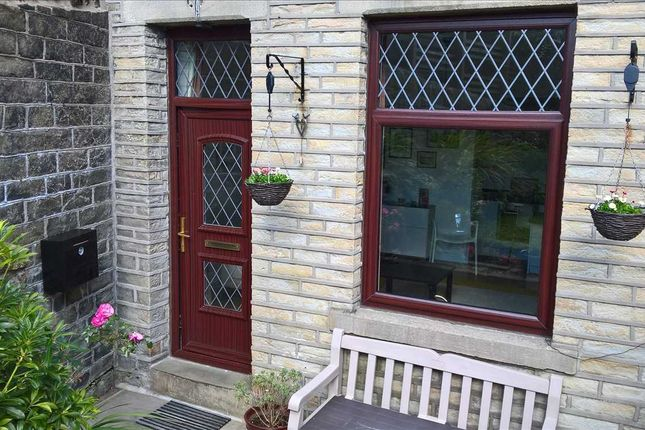 Thumbnail Semi-detached house for sale in Ashley Villas, Moss Lane, Hebden Bridge