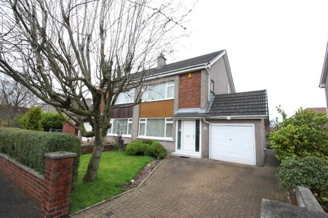 Thumbnail Semi-detached house for sale in Arundel Drive, Bishopbriggs, Glasgow, East Dunbartonshire