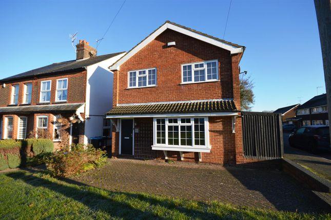 Thumbnail Detached house to rent in Leverstock Green Road, Hemel Hempstead