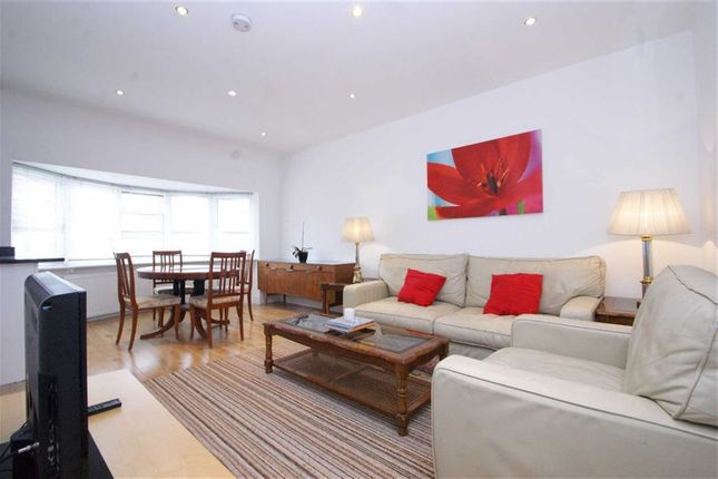 Thumbnail Flat to rent in Second Avenue, London