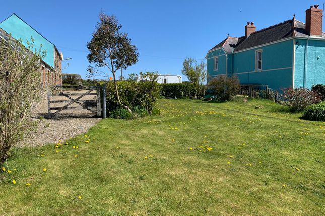 Thumbnail Detached house for sale in Efailwen, Clynderwen