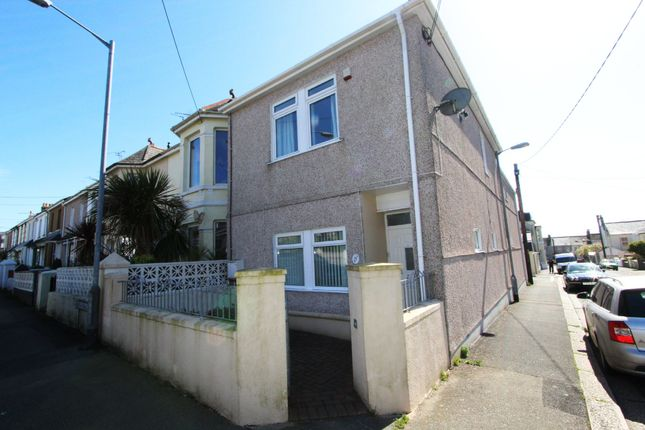Thumbnail Flat for sale in North Road, Torpoint, Cornwall