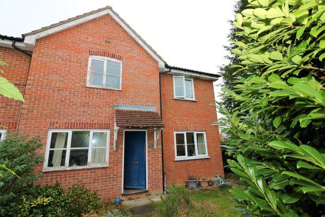 Thumbnail Semi-detached house for sale in Farrow Close, Mattishall