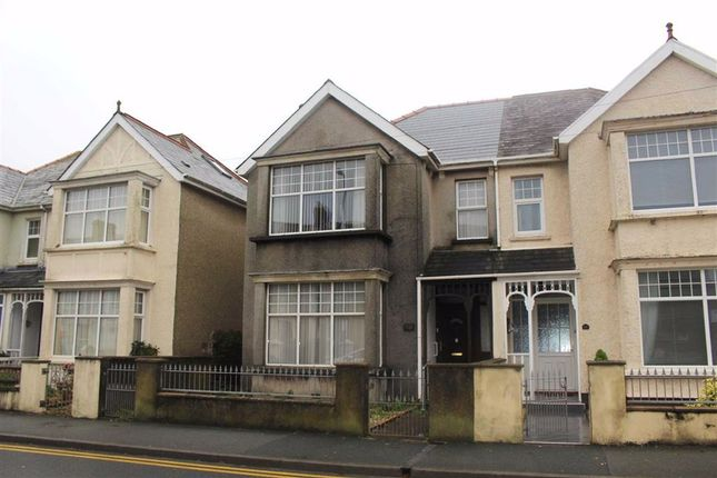 4 bed end terrace house for sale in Great North Road, Milford Haven SA73