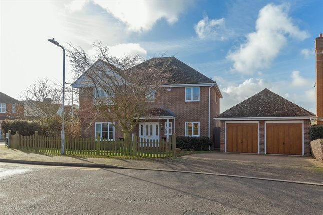 Thumbnail Detached house for sale in Dental Close, Sittingbourne