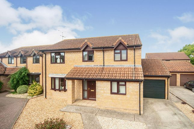 Thumbnail Detached house for sale in Jasmine Close, Crewkerne