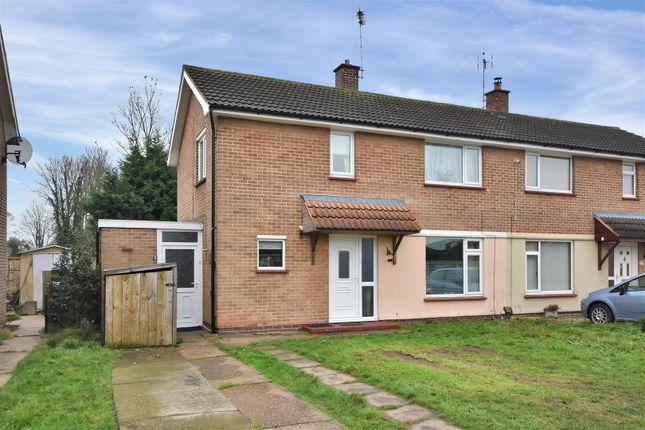 Thumbnail Semi-detached house for sale in The Copse, Farndon, Newark