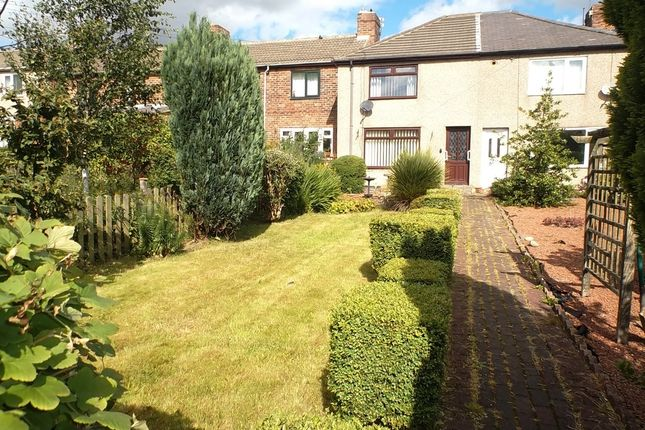 Thumbnail Terraced house to rent in Dunelm Road, Thornley