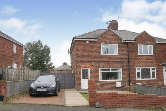 3 bed semi-detached house for sale in Claxheugh Road, Sunderland SR4