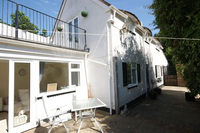 Thumbnail Detached house to rent in The Green, St Leonards On Sea, East Sussex