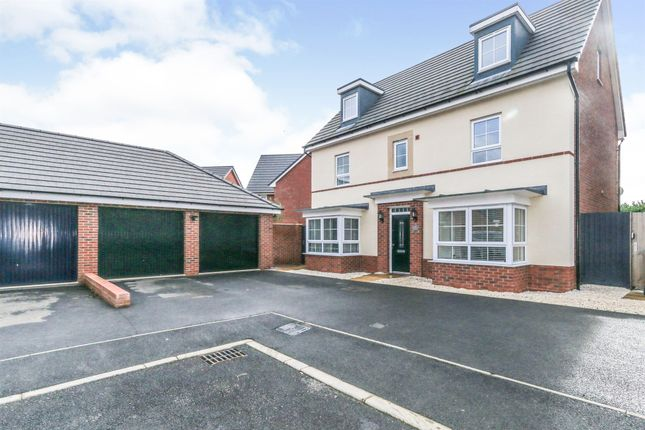 Thumbnail Detached house for sale in Southwell Lane, Barton Seagrave, Kettering