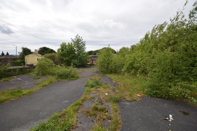Thumbnail Land for sale in Land East Of 2 Raw Lane, Keighley Road, Illingworth, Halifax