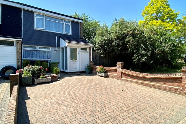 3 bed end terrace house for sale in Church Road, Basildon, Essex SS14