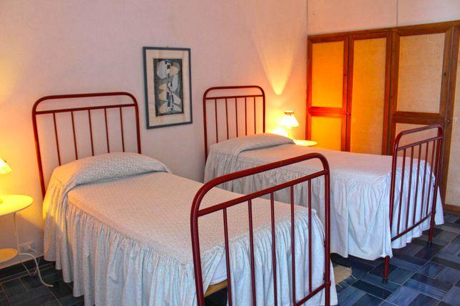 Bedroom of Lerici, La Spezia, Liguria, Italy